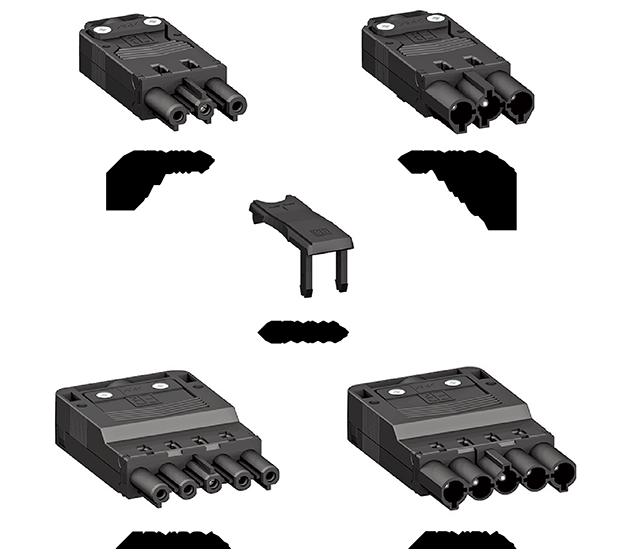 GST Connectors