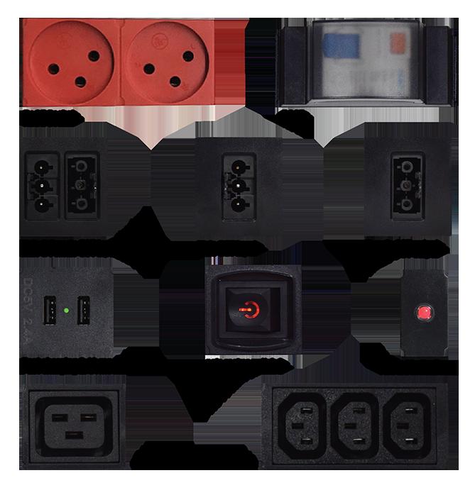 רכיבי חשמל לשידרוג בהתאמה