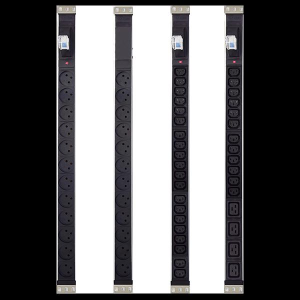 Power Distribution Unit – 0U – Vertical Mount